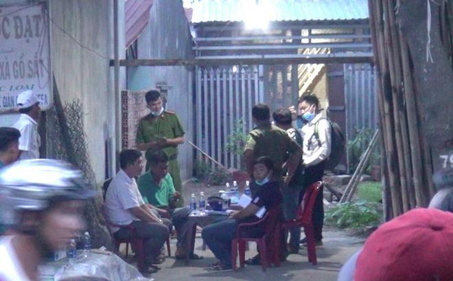 Nghi án chồng giết vợ hờ rồi treo cổ tự tử ở vùng ven Sài Gòn