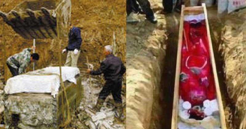 Thi hài tân nương 5 tuổi được phát hiện trong mộ cổ với nhiều trang sức vàng, hé lộ giai đoạn lịch sử đầy thương tâm thời Trung Quốc cổ đại