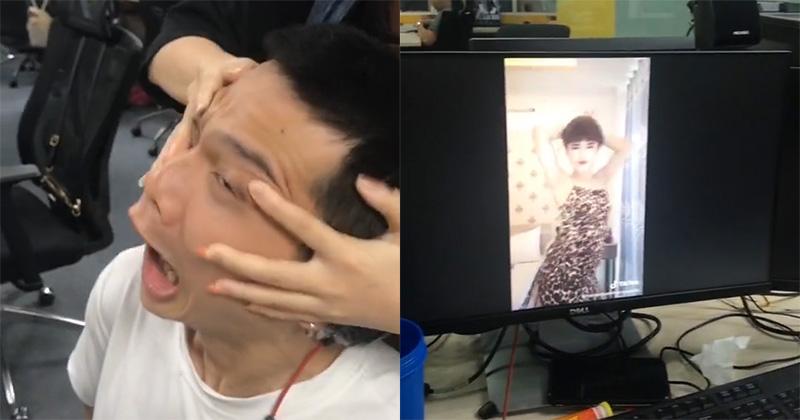 'Tra tấn kiểu mới' của dân công sở: Chậm deadline, mời em ngồi yên một chỗ xem cùng lúc 3-4 video của Trần Đức Bo