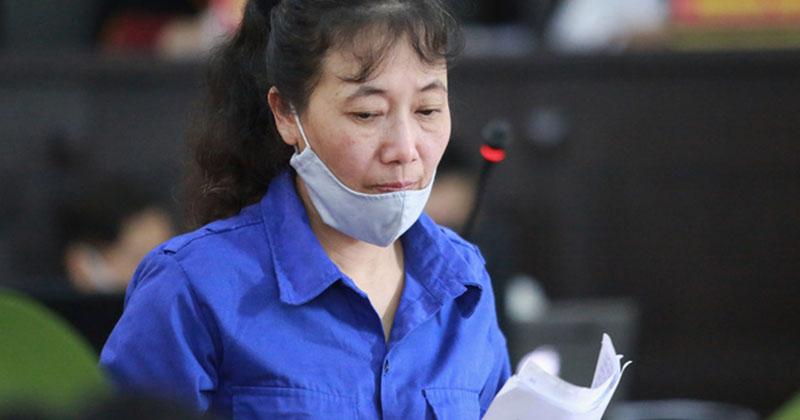Nữ chuyên viên Phòng Khảo thí nhận hối lộ để nâng điểm ở Sơn La: 'Nếu không làm vậy bị cáo sẽ không thể tồn tại'