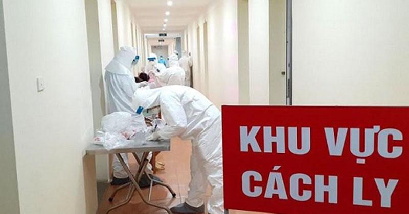 Thêm 7 ca bệnh nhập cảnh là người trở về từ Kuwait, Việt Nam có 342 ca