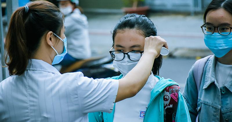 CHÍNH THỨC: Đà Nẵng cho trẻ mầm non, học sinh toàn thành phố nghỉ học từ 13h hôm nay