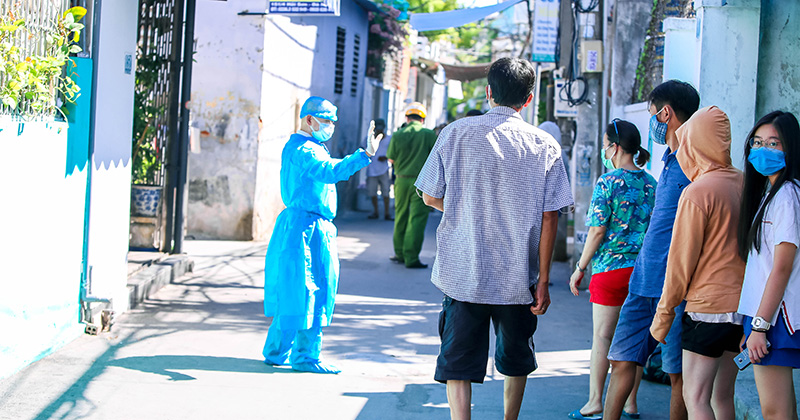 Đà Nẵng lập tức công bố lịch trình chi tiết của 11 bệnh nhân mới: Có người từng đi nhà thờ, ăn quán vỉa hè