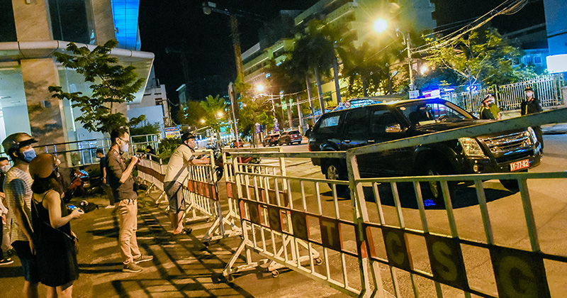 Đà Nẵng: 0h ngày 28/7 chính thức phong tỏa khu vực 3 bệnh viện lớn có người mắc Covid-19
