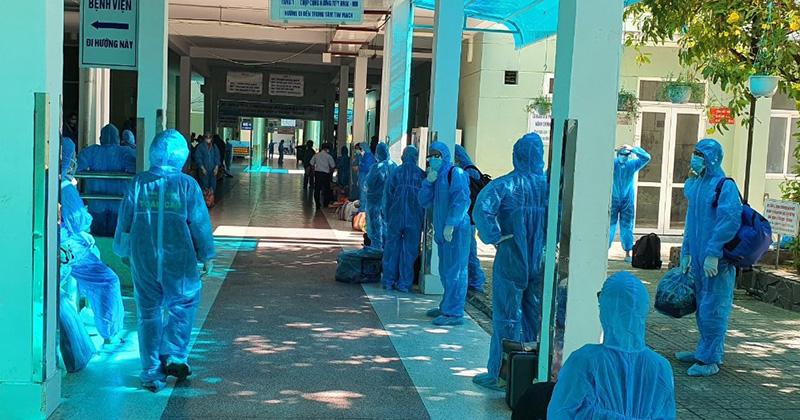 Lịch trình 8 ca nhiễm Covid-19 ở Quảng Nam: Có con rể BN 428, bán hàng ở chợ đêm Hội An