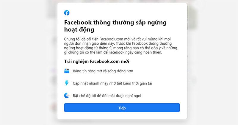 Facebook bất ngờ tung giao diện mới, nhiều người la ó vì 'bất tiện và chưa quen'