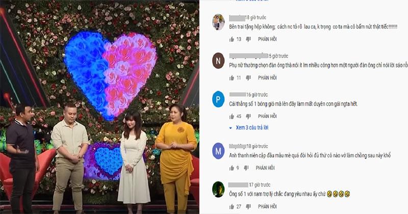 Khán giả đồng loạt 'chia vui' với nữ khách mời xinh đẹp trong show hẹn hò vì 'không được đàng trai' chọn lựa