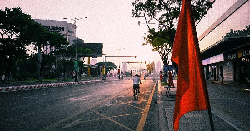 Bình minh ngày 02/9 ở Đà Nẵng: Nhịp sống bình yên, 'rồng sông Hàn' chờ ngày thức giấc