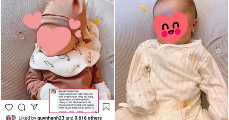 Vợ chồng Duy Mạnh - Quỳnh Anh lập Instagram cho con: Người khen bố mẹ tâm lí, kẻ chê quá vội vàng