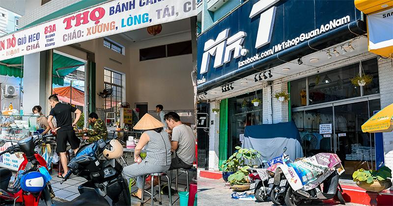Cảnh tượng trái ngược khu phố ăn uống và con đường thời trang Đà Nẵng sau ngày 'thiết lập trạng thái mới'