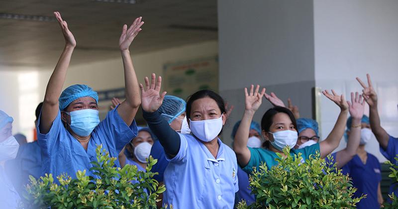 Sáng 30/9, không ghi nhận ca mắc mới COVID-19, Việt Nam chữa khỏi 1.007 bệnh nhân