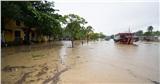 Ảnh: Hội An ngập trong nước lũ, phố cổ chia cắt thành 2