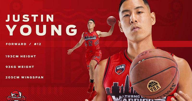 Đội hình chính thức ở VBA 2020 của Thang Long Warriors