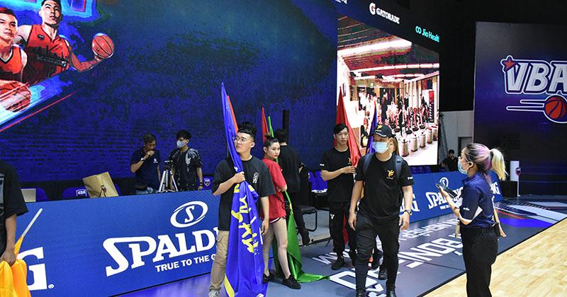 Bao nhiêu trận đấu ở VBA 2020 sẽ không cho phép khán giả tham dự?