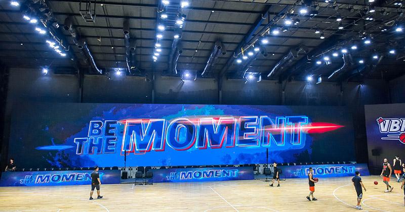 VBA Arena chính thức lộ diện mạo trước giờ G: Từ sàn đấu đến khán đài đều 'long lanh/ lóng lánh/ kiêu sa'