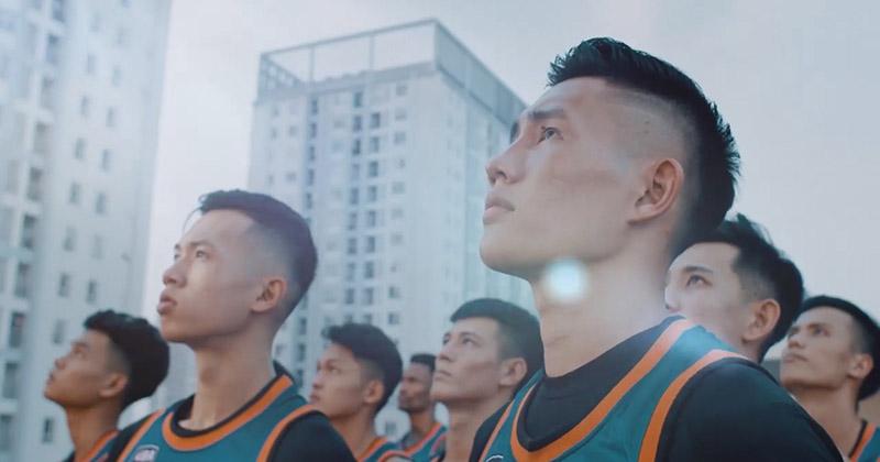 Đội hình Hanoi Buffaloes xuất hiện cực ngầu trong clip giới thiệu 'xịn' như MV