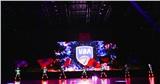 Mãn nhãn với 'lễ hội ánh sáng' được trình diễn ở VBA Arena