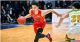 Loạt khoảnh khắc tỏa sáng của Christian Juzang trong ngày 'debut' ở đội hình Saigon Heat