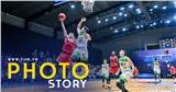 Photo Story: Saigon Heat thắng đậm Cantho Catfish trong trận 'tái đấu'