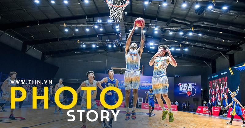 Photo Story: Trận đầu ra mắt VBA 2020, 'Út Phins' đã chứng tỏ 'không phải dạng vừa đâu'