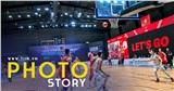 Photo Story: Thang Long Warriors - Saigon Heat đối đầu, fans ví von đây là 'trận chung kết sớm'