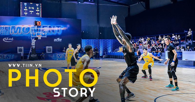 Photo Story: Nha Trang Dolphins có chiến thắng đầu tiên, lại thêm một trận đấu thót tim