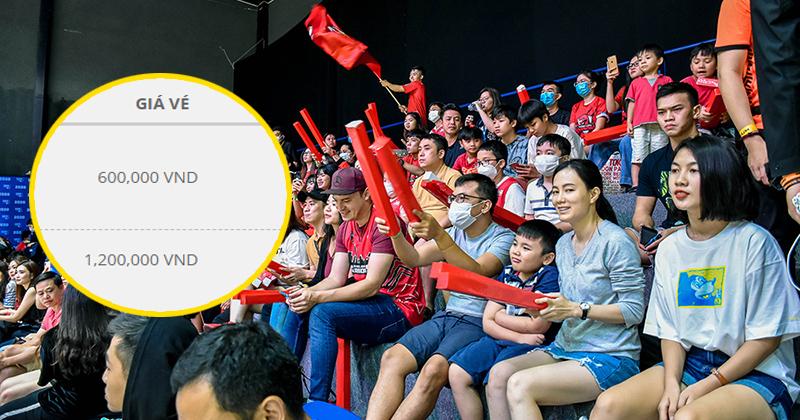 Fans than vãn 'giá vé quá đắt', đây là lời giải thích chính thức từ BTC VBA 2020