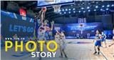 Photo Story: Danang Dragons lợi thế khi bắt đầu nhưng càng về sau càng đuối sức