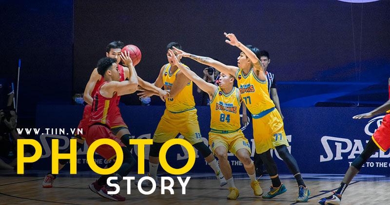 Photo Story: Saigon Heat thắng dễ Nha Trang Dolphins với tỉ số 90 - 59