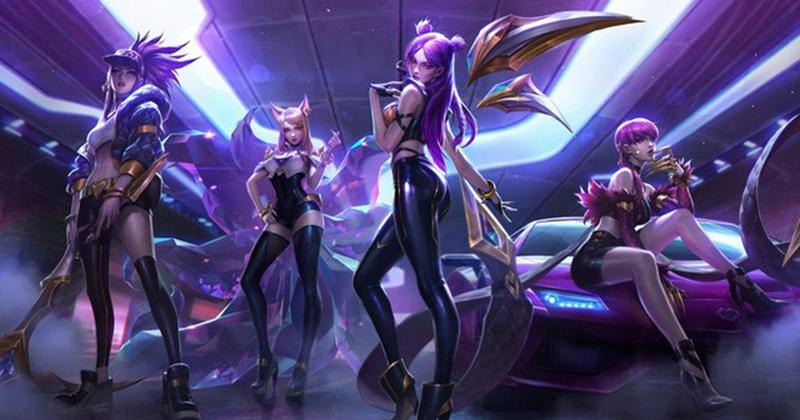 CĐM tranh cãi nảy lửa về game MOBA 'nào đó' định tạo ra ban nhạc K'Group giống y hệt K / DA của LMHT?