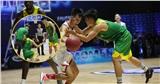 Xúc động khoảnh khắc cầu thủ bóng rổ nỗ lực ngăn đối thủ dù gặp chấn thương đau đớn