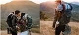 Phong cách chụp ảnh cưới 'chất ngất' là đây: Bộ ảnh ghi dấu kỉ niệm tình yêu 3 năm, chỉ nghe cái tên thôi ai cũng 'mê mẩn'