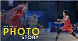 Photo Story: Danang Dragons để rơi chiến thắng trong tầm tay, hiệp phụ tiếp tục xuất hiện ở VBA 2020