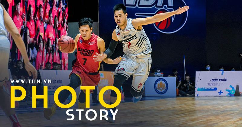 Photo Story: Không nói nhiều, Thang Long Warriors hôm nay có trận đấu quá hay!