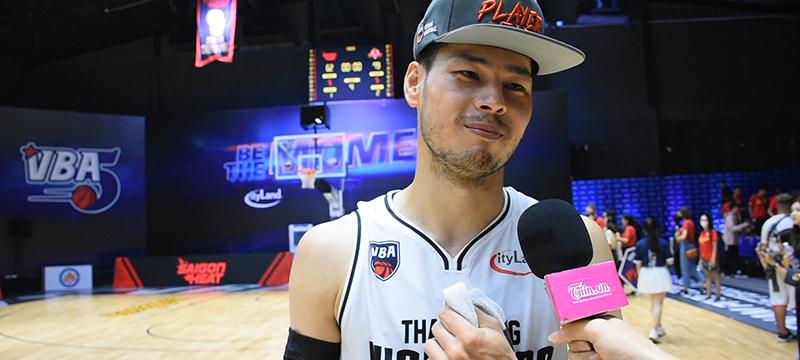 Clip phỏng vấn Đặng Thái Hưng (TLW): 'Trận đấu mới chính thức bắt đầu với riêng bản thân mình'