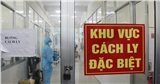 3 người nhập cảnh từ Nhật và UAE mắc COVID-19, Việt Nam có 1.180 bệnh nhân
