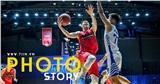 Photo Story: Thang Long Warriors giành vé vào Playoffs thành công