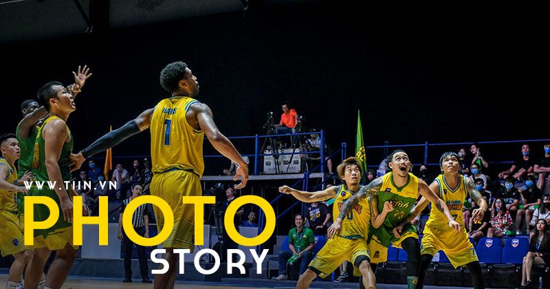 Photo Story: Nha Trang Dolphins mất cơ hội vào vòng Playoffs VBA 2020