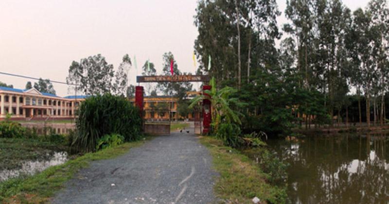 Hà Nam: Nam sinh lớp 9 tử vong bất thường trong giờ ra chơi