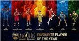 7 cầu thủ được yêu thích nhất VBA 2020