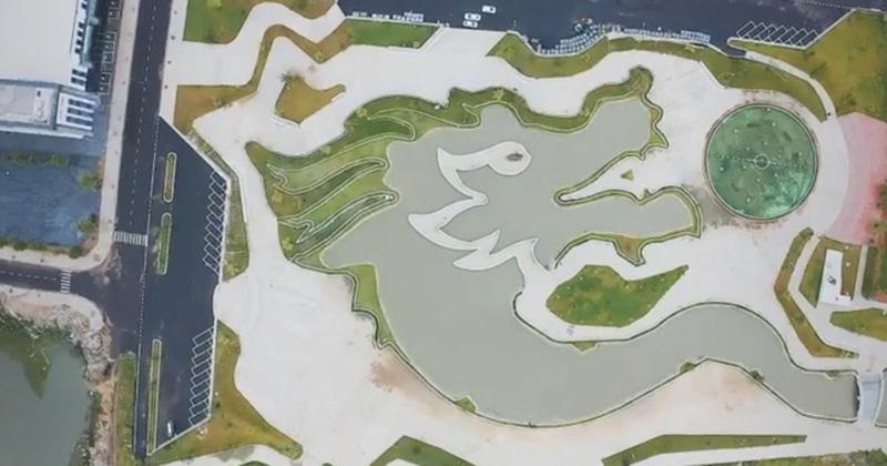 Anh chàng soi Google Map vô tình phát hiện 'con rồng ngậm ngọc' ẩn trong một địa danh tại Tuy Hoà, lập tức được dân mạng bàn tán