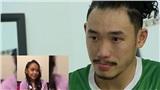 Người hùng sân đấu gây xúc động với khoảnh khắc con gái nhắn gửi Tâm Đinh: 'Con ước ở đó để cổ vũ cho ba'