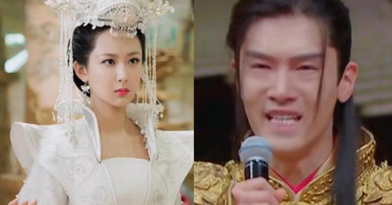 Diễn lại cảnh đại hôn ở 'Hương mật tựa khói sương' của Dương Tử - Đặng Luân, Thịnh Nhất Luân bị chê bai dở tệ