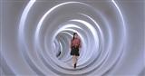 Bãi chứa ống bê tông bỗng trở thành 'studio' chụp ảnh siêu xịn ở Đà Nẵng