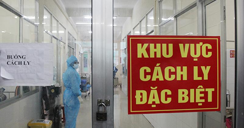 Chiều 13/1, cô gái 27 tuổi mắc COVID-19, Việt Nam có 1.521 bệnh nhân