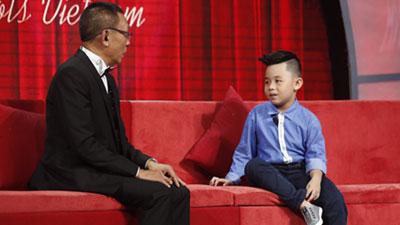 Xuất hiện cậu bé Việt Nam 7 tuổi 'biết tuốt' trong tập 4 'Mặt trời bé con'