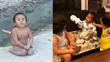 Người mẹ nhận nuôi tiết lộ những bất thường của em bé 6 tuổi tật nguyền giữa trời lạnh