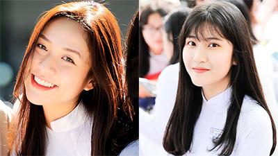 Xinh đẹp, tóc dài, học giỏi: Chỉ có thể là nữ sinh THPT Lê Quý Đôn TP.HCM