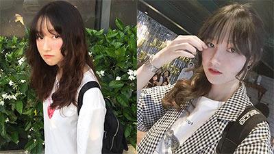 Nữ sinh xứ Nghệ được chú ý nhờ vẻ ngoài như gái Hàn Quốc