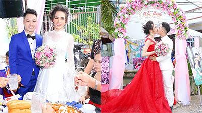 Độc nhất Việt Nam: Đám cưới bình dị của cặp đôi chồng nữ, vợ nam ở miền Tây